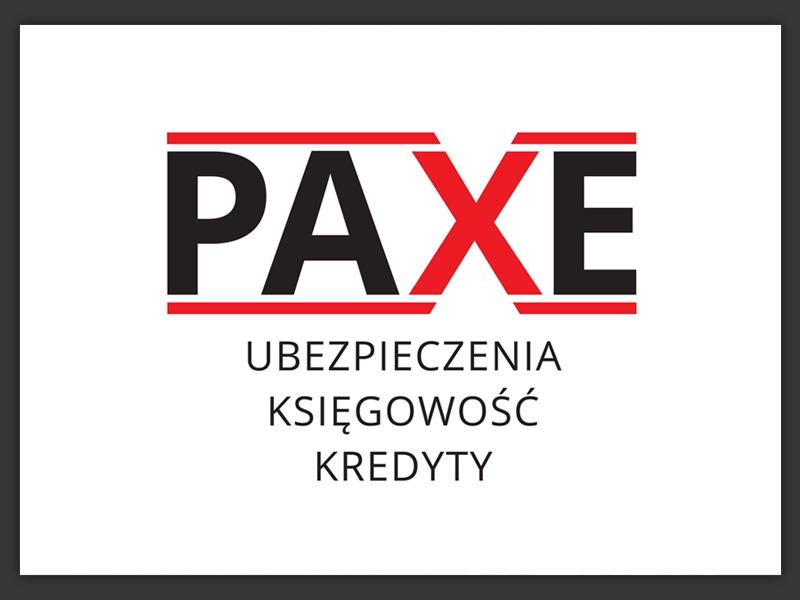 Logo paxe ubezpieczenia