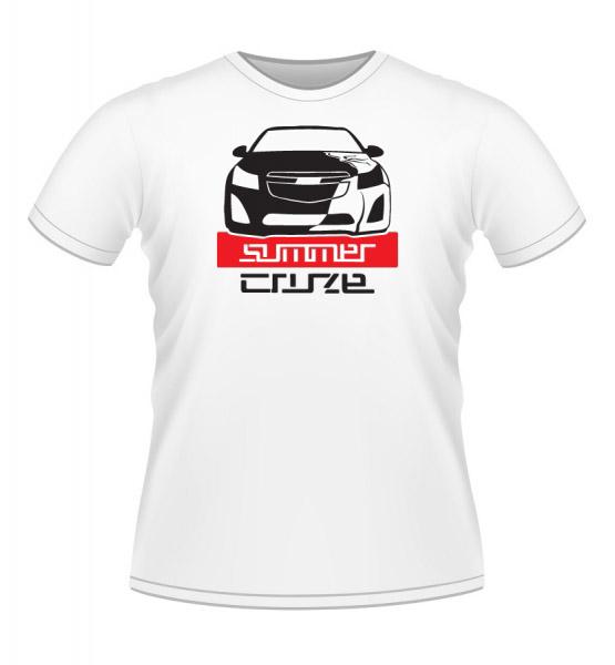 Koszulki z nadrukiem - koszulka z autem