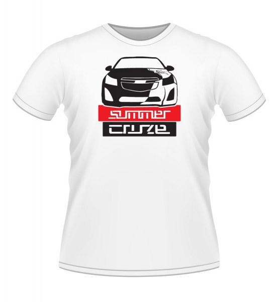 Koszulki z nadrukiem - koszulki z autami